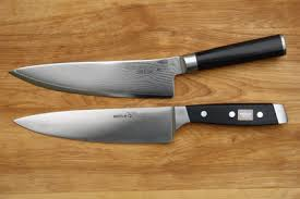 kershaw kitchen knives set kershaw s new angle for chefs kitchen knife review