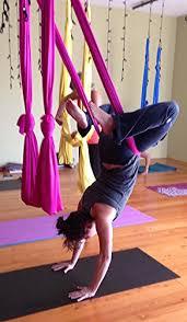 dasking deluxe 10 yards 10m set yoga swing aerial yoga hammock
