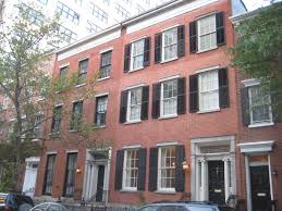 colonial house style federal style houses new york city ephemeral new york