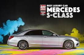 peugeot car of the year luxury car of the year 2016 mercedes s class auto express