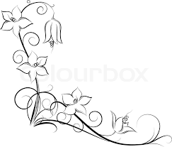 flowers and vines drawing at getdrawings com free for personal use