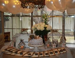 a vintage garden themed party for mom u0027s 75th birthday theme