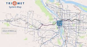 Map Of Beaverton Oregon by How To Design A Better Bus Transit Map News Planetizen