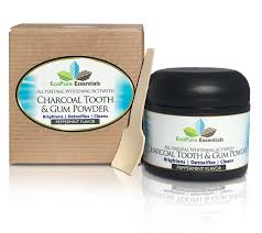 amazon com all natural whitening activated charcoal tooth and