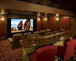 custom home movie theater design photos gallery cinema ideas