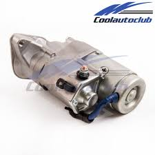starter motor to for toyota hilux kun16 kun26 1kd ftv turbo diesel