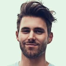before and after thinning mens haircut the best hairstyles for men with thin hair