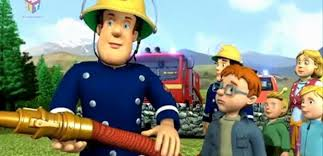 fireman sam coloring pages