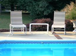 brown jordan nomad nomad chaise slings made by patio furniture rehab