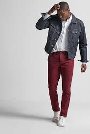 Burgundy Skinny Jeans Mens Chino Pants Shop Men U0027s Chinos