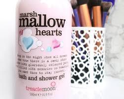 review treaclemoon marshmallow hearts shower gel dainty alice treaclemoon marshmallow hearts shower gel
