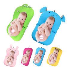 Mit Baby In Badewanne Baby Badewanne Neugeborenen Faltbare Baby Badewanne Pad Stuhl
