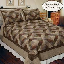 Country Duvet Covers Quilts Country Cottage Cotton Patchwork Quilt Bedding