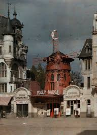 photographs of paris rare color photos of paris taken 100 years ago bored panda