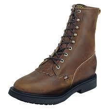 s boots comfort s justin original work boots 8 comfort medium