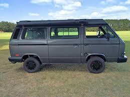 volkswagen westfalia 4x4 vw vanagon restoration specialists transporterwerks raleigh nc