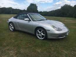 used 2000 porsche 911 carrera 996 cabriolet for sale in kent