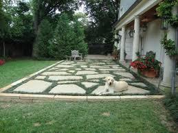 Stone Patio Ideas Backyard  Flagstone Patio Designs And - Backyard stone patio designs