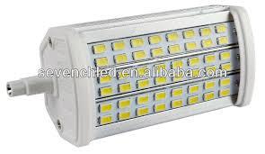 14w retrofit r7s led bulb 118mm replace type j halogen bulb buy