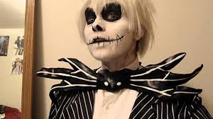 Halloween Makeup Contest by 3rd Place Winner Tim Burton Scaracters Contest