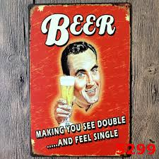 Beer Home Decor Compare Prices On Wall Stickers Home Decor Beer Online Shopping