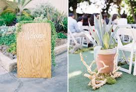 intimate san diego garden wedding jackie matt green wedding