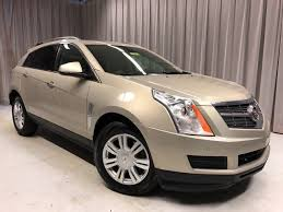 srx cadillac used 2010 used cadillac srx awd 4dr luxury collection at