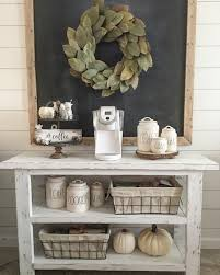 rustic coffee station nelly friedel home pinterest coffee