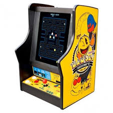 Pacman Game Table pac man ms pac man galaga tabletop arcade game the green head
