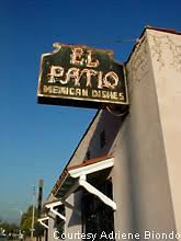 El Patio Cafe Roadside Peek Mexican Food Cafes Southern California 1