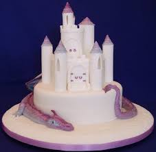 wedding cake castle purple and castle wedding cake wow cakes by wendy broadhead
