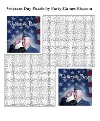veterans day party games free printable games and activities for