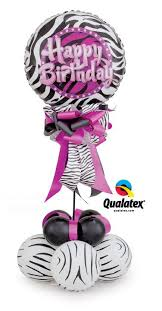 birthday balloon delivery los angeles 36 best pink glitter and zebra girly birthday party images on