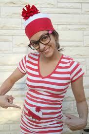 where s waldo costume and white striped shirt waldo t shirts design concept