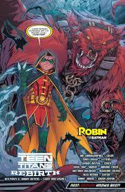 teen titans teen titans rebirth 1 review comic book revolution