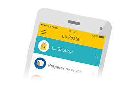 si e la poste la poste ouvre sa boutique au sein de l application mobile