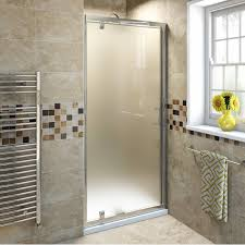 small and narrow modern bathroom design with brown wall ceramic