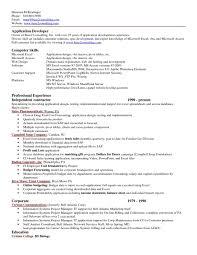 resume cover letter exle template ms access database developer resume vba excel template design