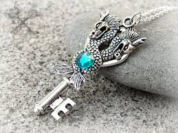 dragon key necklace images Abyss dragon key necklace father 39 s day gifi idea by jpg