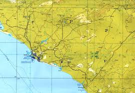 Map Of Greater Los Angeles Area by Download Free Liberia Maps