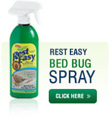Bed Bug Treatment Products New Product Rest Easy All Natural Bed Bug Spray The Gadget Gandhi