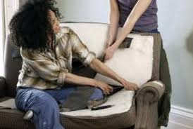 Recovering A Settee How To Measure A Couch For Upholstery Material Home Guides Sf Gate