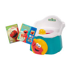 Elmo Bathroom Accessories Elmo Potty Training Complete System Potty Training Concepts