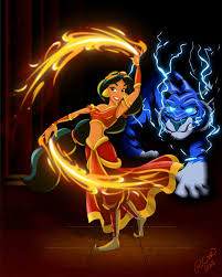 fantasy friday disney meets avatar airbender impact books