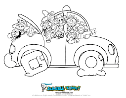 scribble blog inspiring creativity coloring page