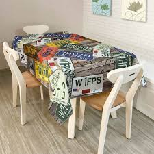 Round Kitchen Table Cloth by Popular Table Cloth For Round Kitchen Table Buy Cheap Table Cloth