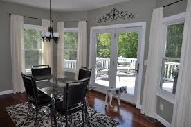 Thermal Curtains Patio Door by Deck Curtains For Patio Doors Door Curtain Ideas And Design