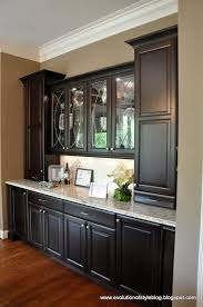 Built In Bar Cabinets Amazing Built In Buffet This Is What I See As The Butler U0027s