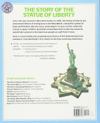 the story of the statue of liberty rise and shine betsy maestro