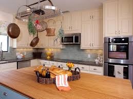 furniture home spacious kitchen with classic wooden island and